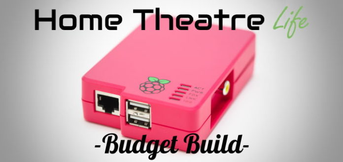 Budget Build Raspberry Pi Media Center