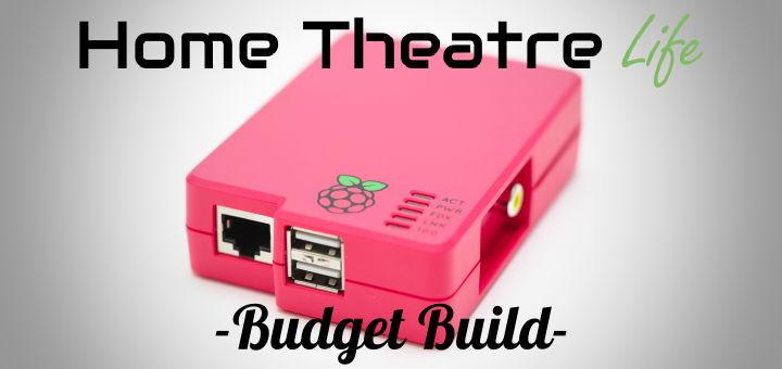 Budget Build Raspberry Pi Media Center