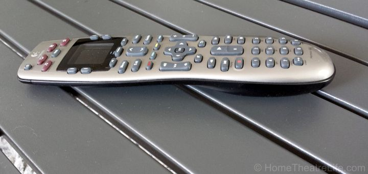 Logitech Harmony 650 Review Image 2