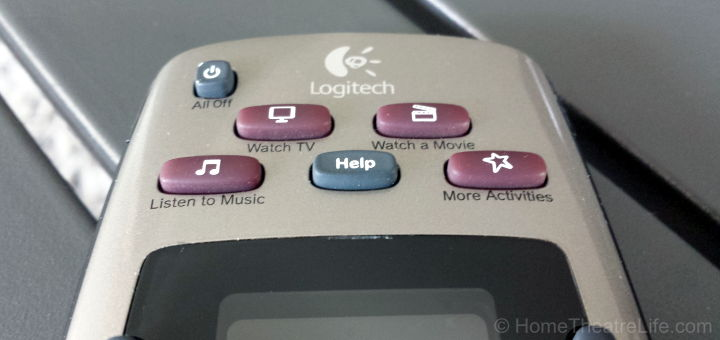 Logitech Harmony 650 Review Image 3