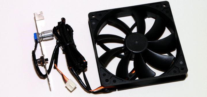HTPC Computer Fan