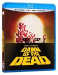 Dawn of the Dead Bluray Cover