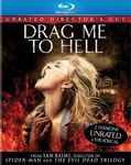 Drag Me to Hell Bluray Cover