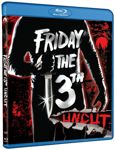 Friday the 13th Bluray Cover