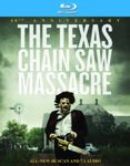 The Texas Chainsaw Massacre Bluray Cover