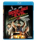 Tucker and Dale Bluray Cover