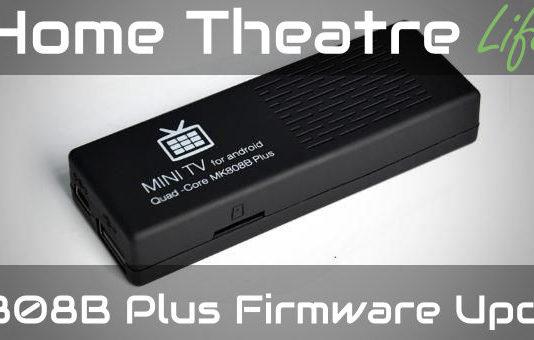 MK808B Plus Firmware Update