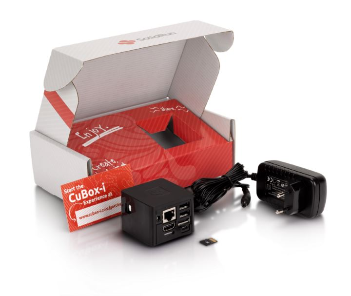 CuBox-i-Package