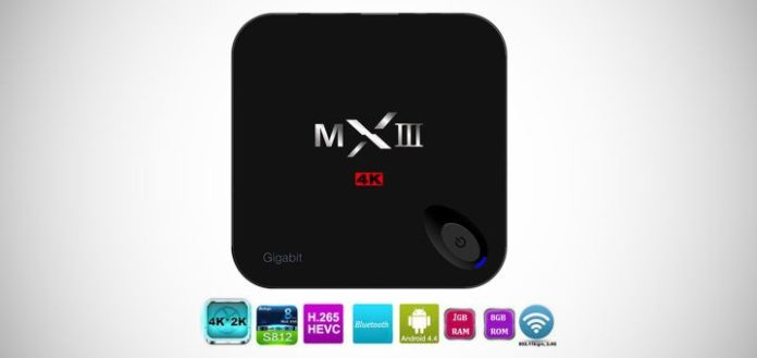 Review y análisis a fondo del MX III G Tv Box