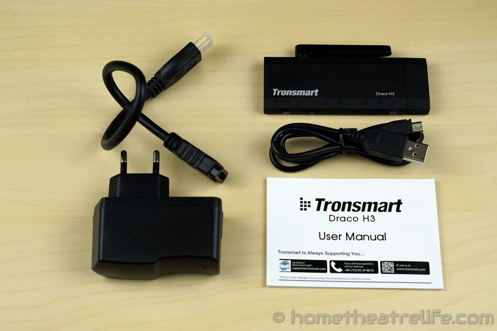Tronsmart-Draco-H3-Inside-The-Box