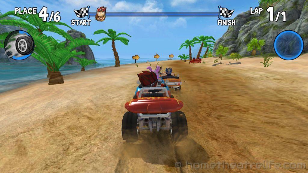 Tronsmart-Draco-H3-Beach-Buggy-Racing