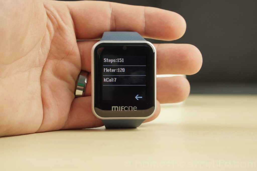 MIFONE-W15-Smartwatch-Pedometer