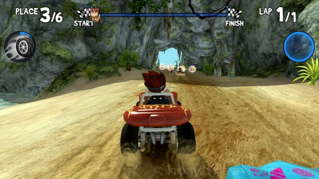 Tronsmart-Ara-X5-Beach-Buggy-Racing