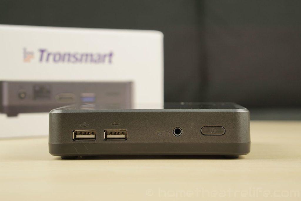 Tronsmart-Ara-X5-Front