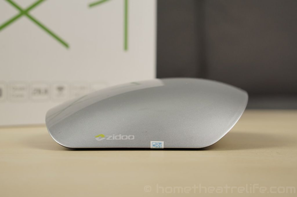 Zidoo-X1-Side