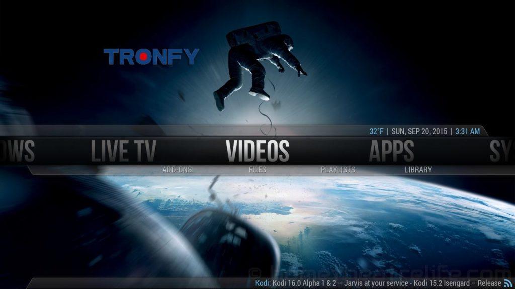 Tronfy-MXIV-Telos-Kodi