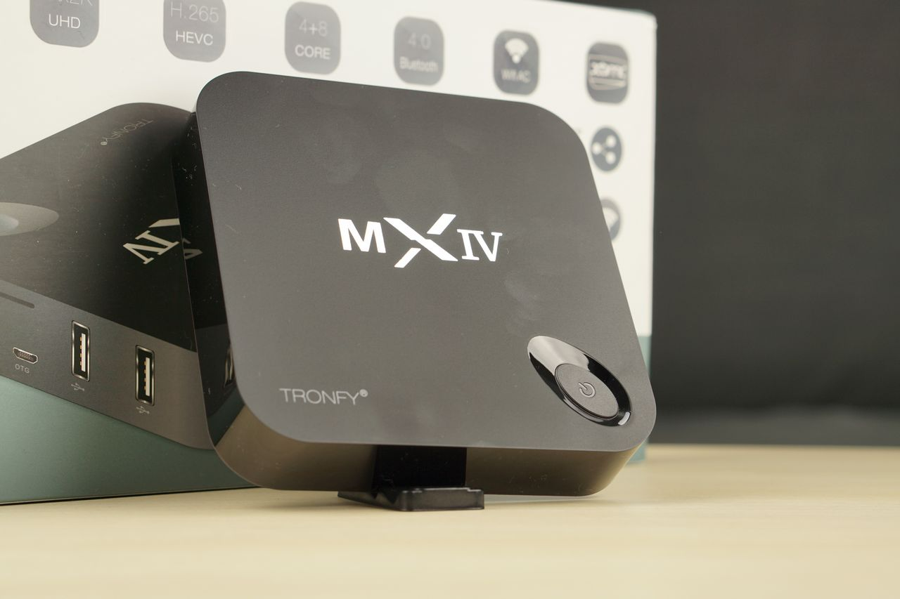 Tronfy MXIV Telos Review: Android 5 1 TV Box with Amlogic