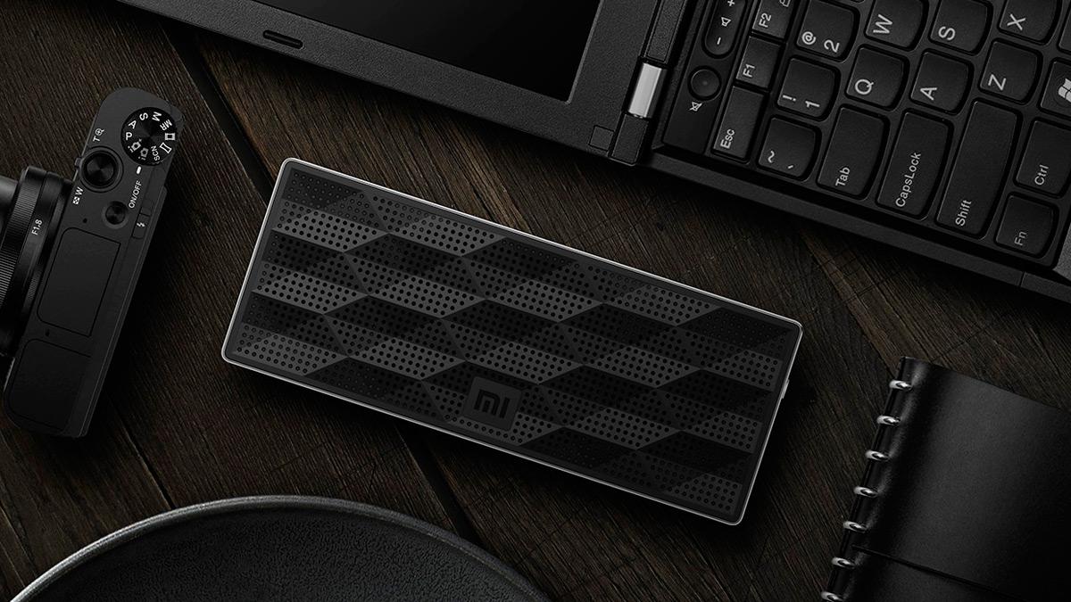 Stylish Black Variant Of Xiaomi S Stereo Bluetooth Speaker