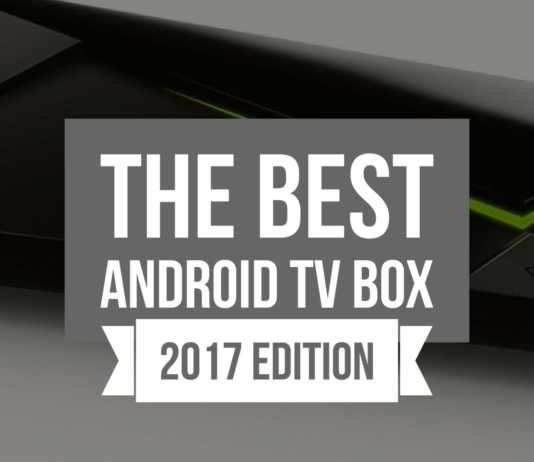 Best Android TV Box 2017