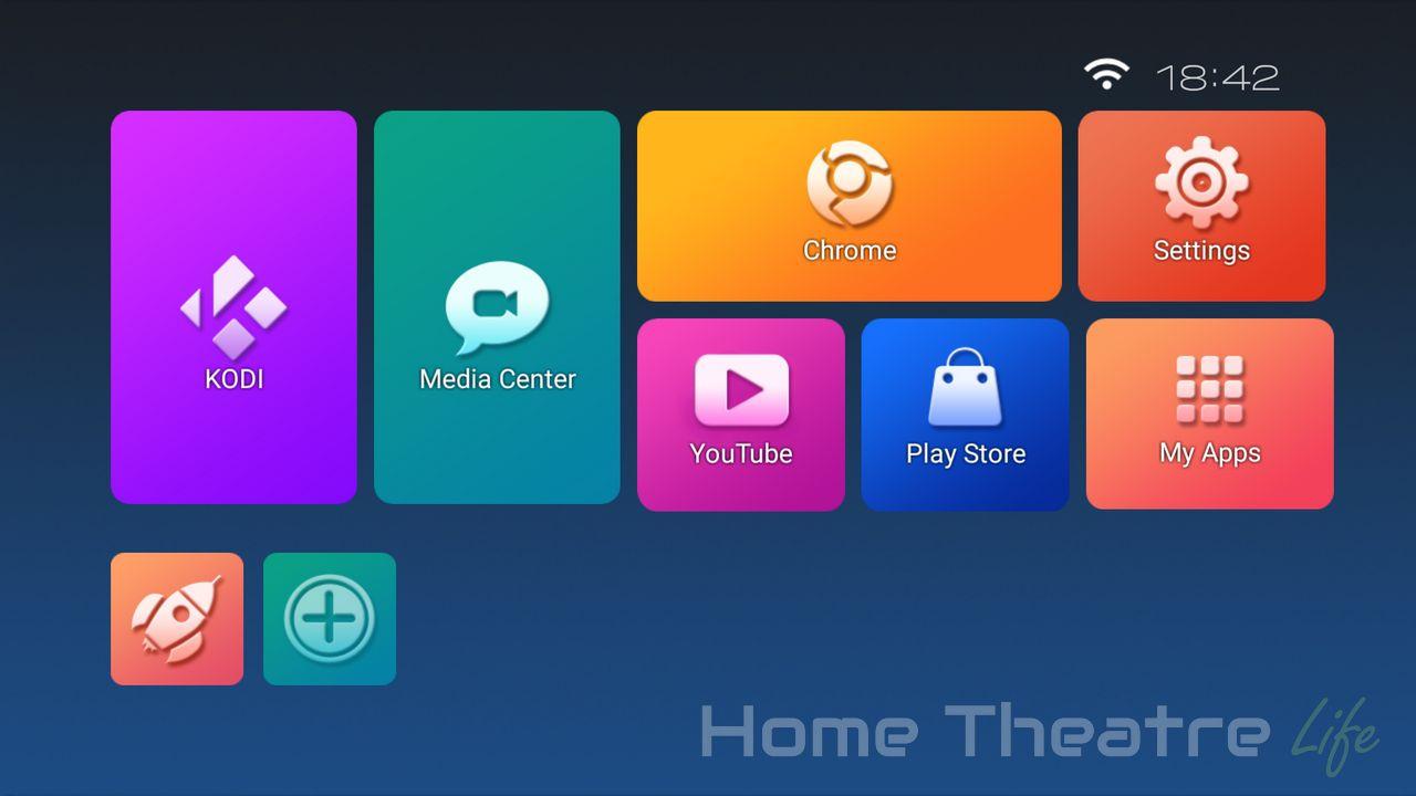 Mediabox launcher apk download