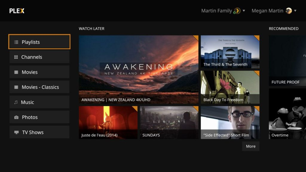 Best DLNA Media Server Software: Plex DLNA Server Software