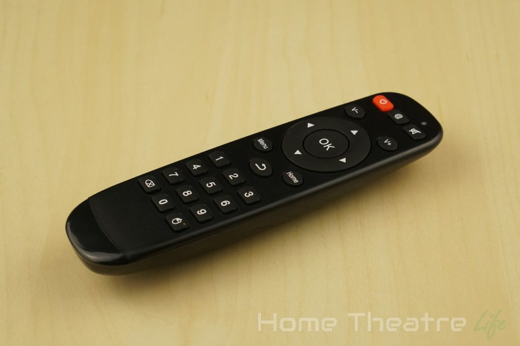 Tomato-G9C-Review-Remote