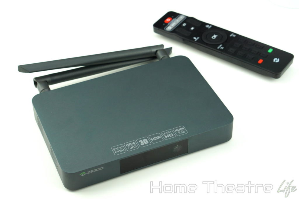 Best Android TV Box Honorable Mention: Zidoo X9S