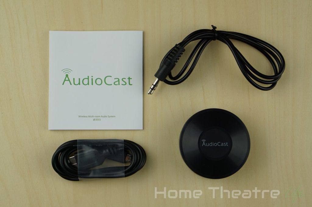 AudioCast-M5-Review-Inside-The-Box