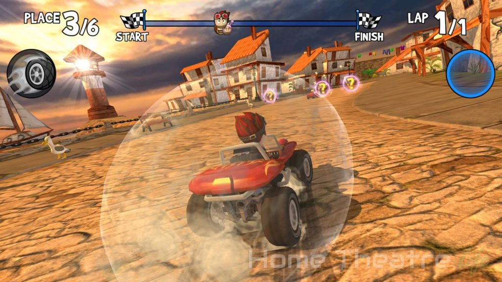 MeeGoPad-T03-Pro-Review-Beach-Buggy-Racing
