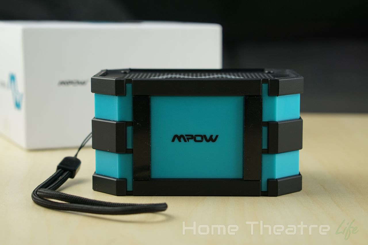 mpow armor bluetooth speaker manual
