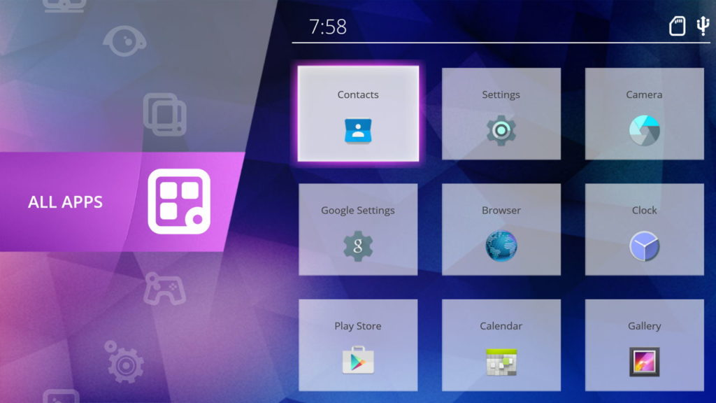 What is an Android TV Box: Ugoos Launcher