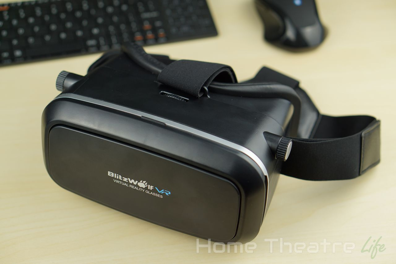 Blitzwolf vr headset review good vr on a budget home for Vr for home