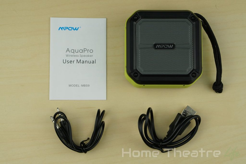 Mpow-AquaPro-Review-Inside-The-Box