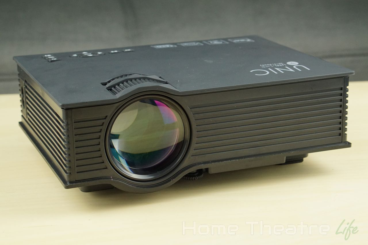 Unic Uc46 1200lm Led Multimedia Projector Review How Good