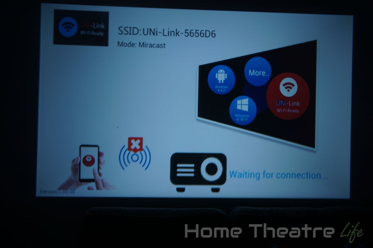 UNIC UC46 1200LM LED Multimedia Projector Review: How Good Can A Sub ...