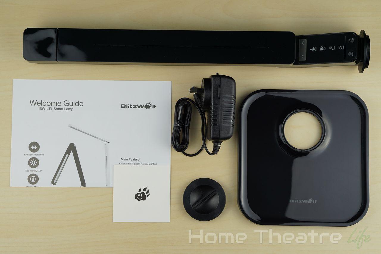 BlitzWolf BW-LT1 LED Lamp Review: The Ultimate Gadget Fan ...
