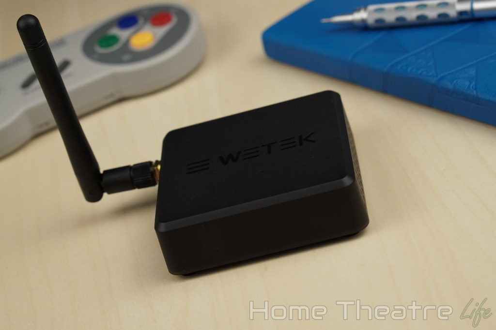 What is an Android Box: WeTek Hub