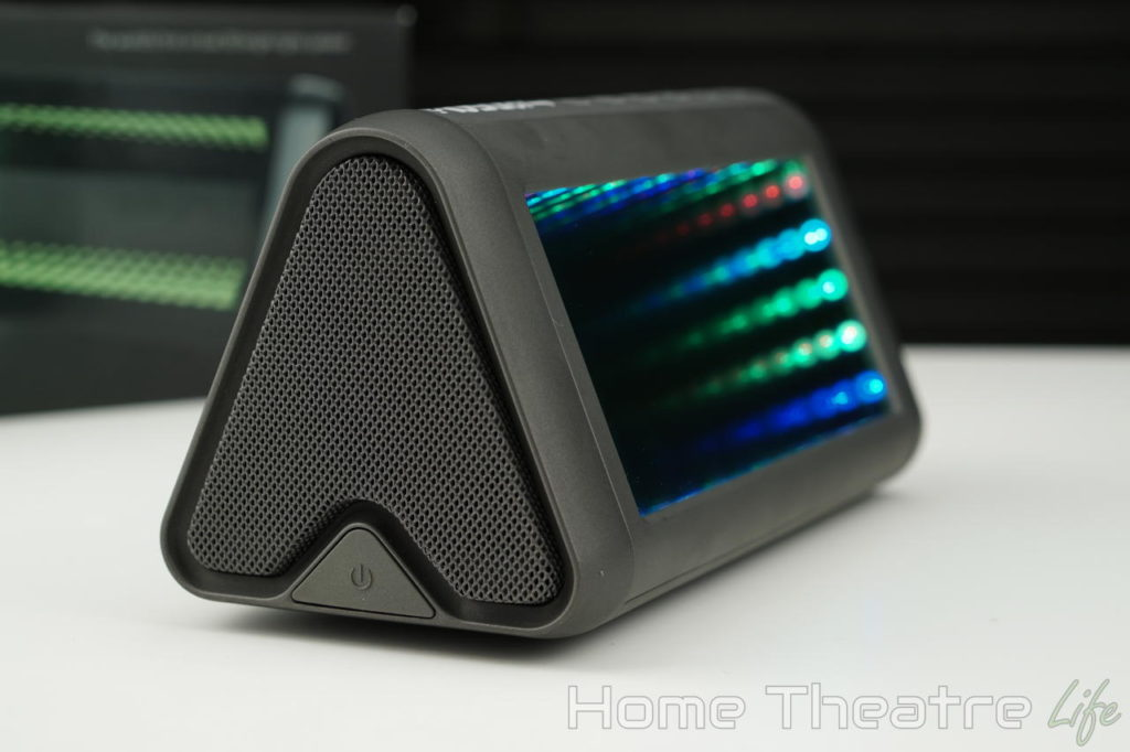Aosder-Bluetooth-Speaker-Review-Left