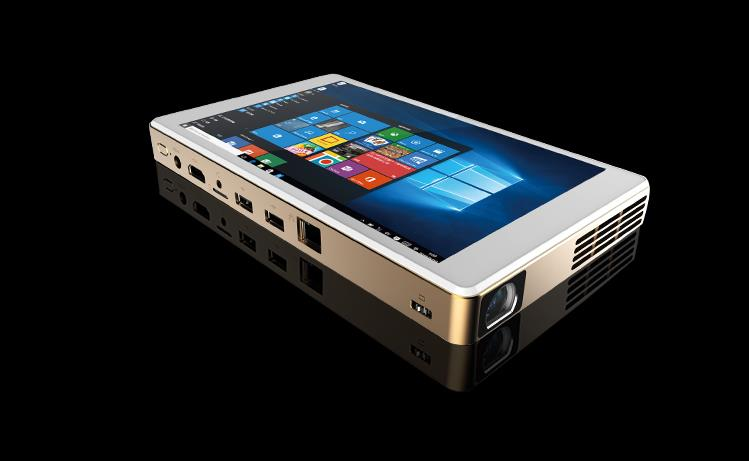 The Onenuts T1 Is A Windows 10 Tablet With A 720p