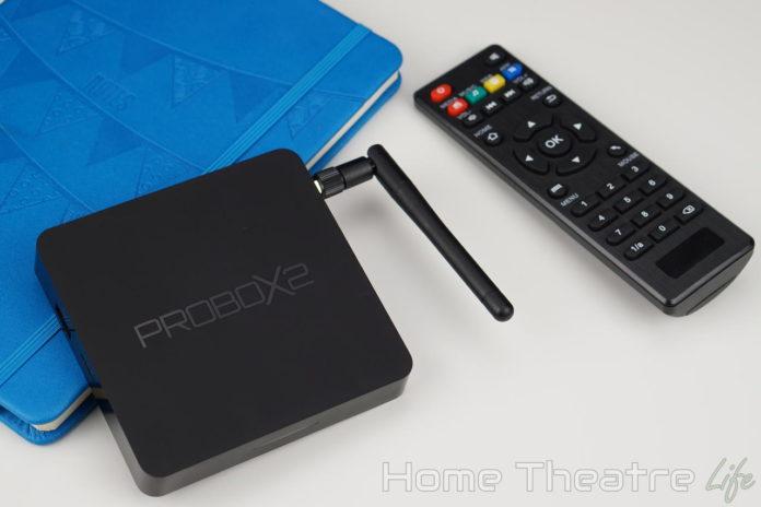נפלאות Probox2 Air Android TV Box Review | Home Theatre Life EP-05
