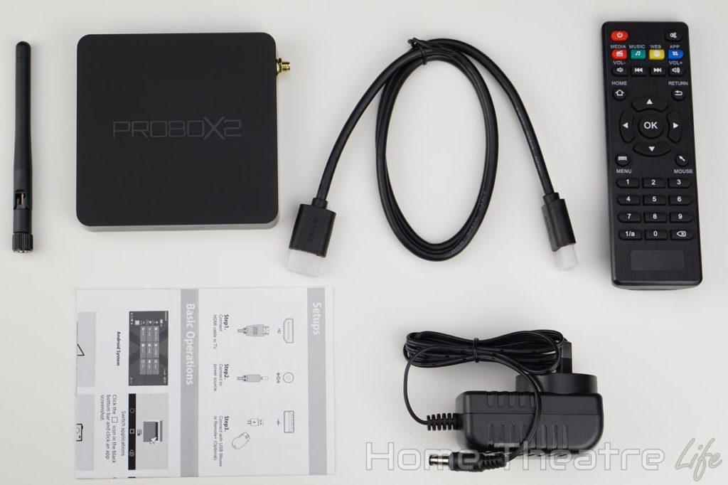 מרענן Probox2 Air Android TV Box Review | Home Theatre Life EJ-89