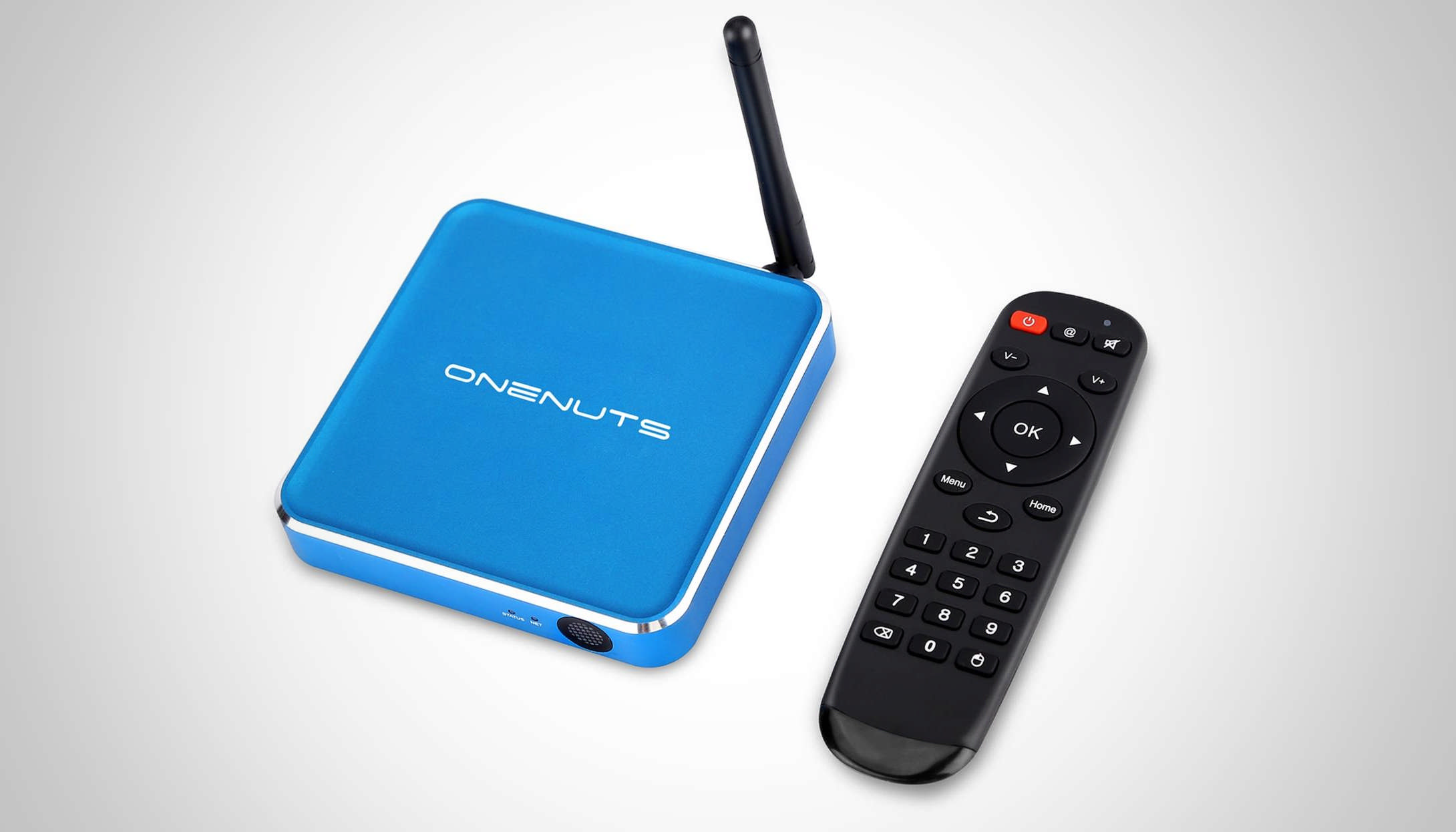 ONENUTS Nut 1 Android TV Box Features Amlogic S912 | Home