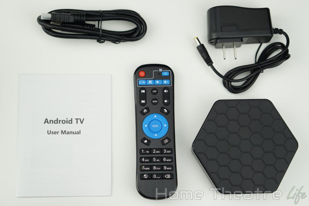 sunvell-t95z-plus-review-inside-the-box