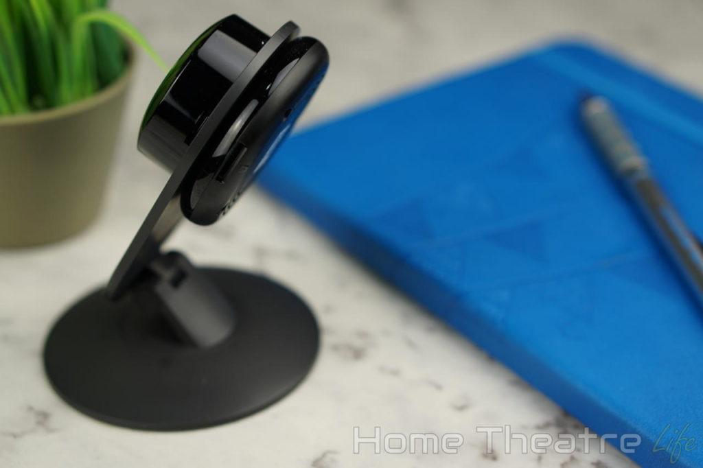 Yi Home Camera Micro SD Slot
