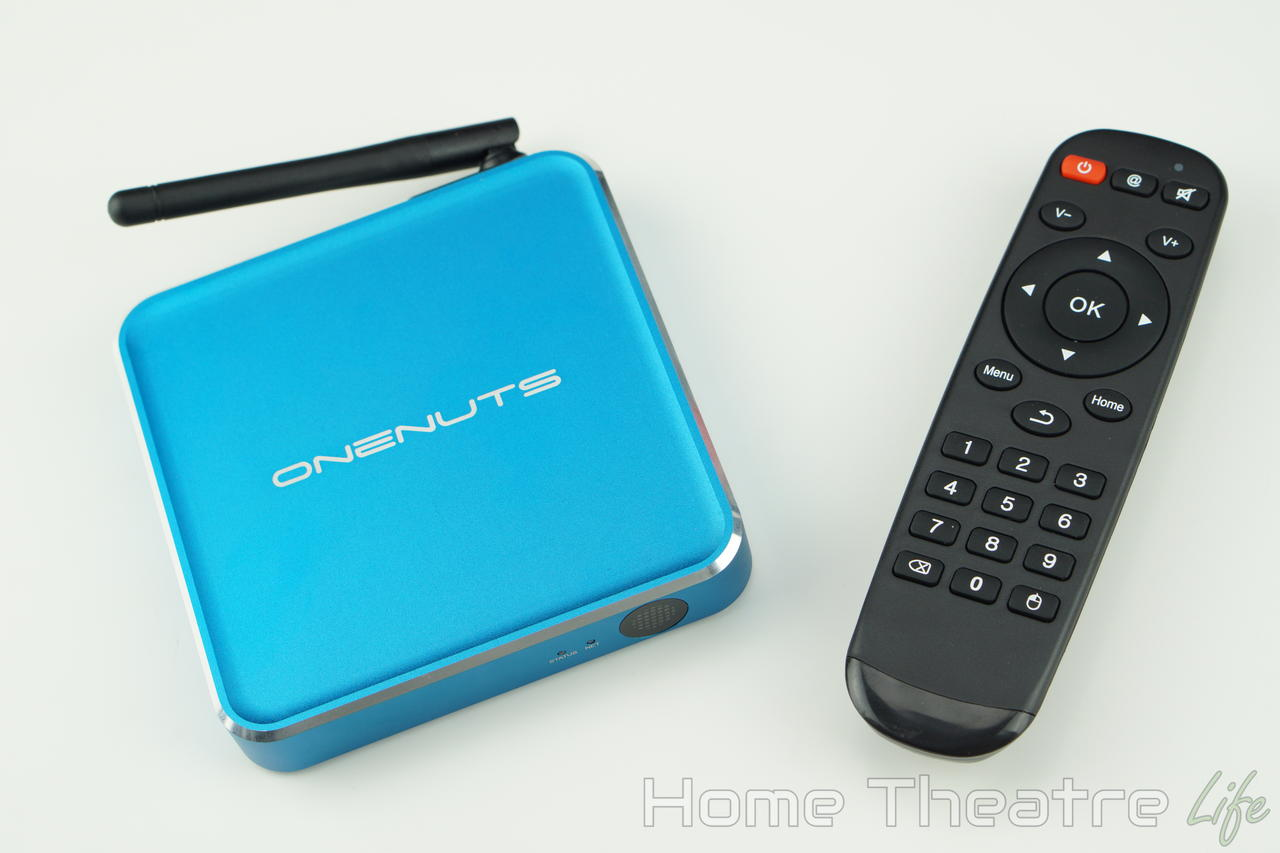 Onenuts Nut 1 Android TV Box Review | Home Theatre Life