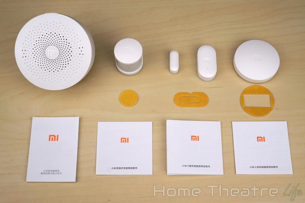 Xiaomi Smart Home Kit - DIY Smart Home