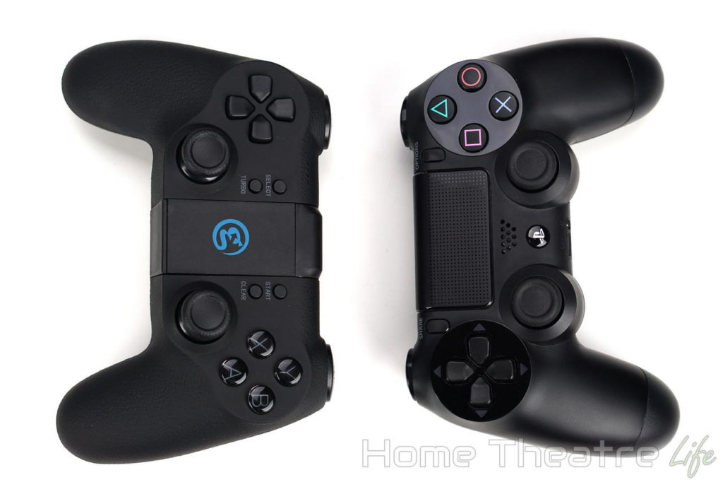 GameSir T1S Review: GameSir T1S vs Dualshock 4