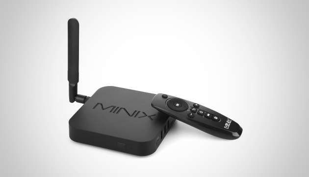 MINIX Release Stock Firmware FW003 for the MINIX NEO U9-H Android TV
