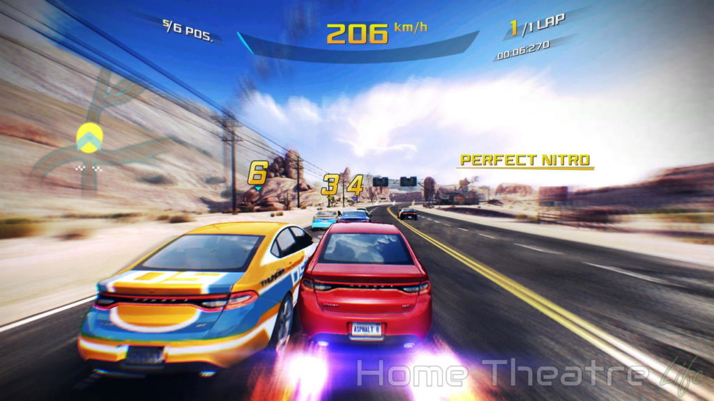 Chuwi HiBox Hero Review Asphalt 8
