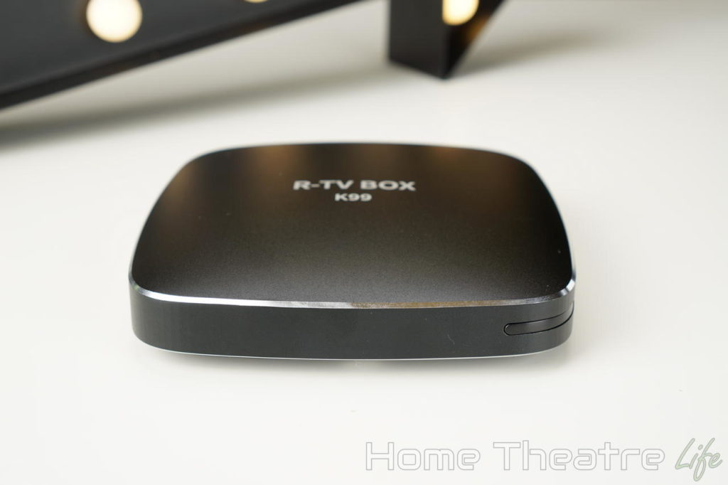 R-TV Box K99 Front